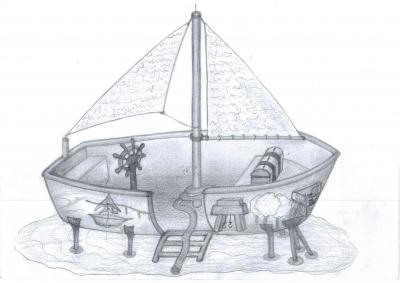 The ship of knowledge